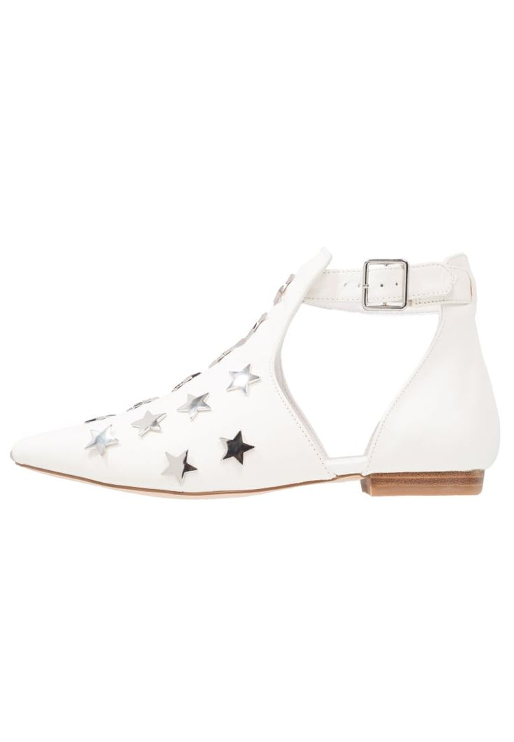 Eeight MICOL Botines camperos white