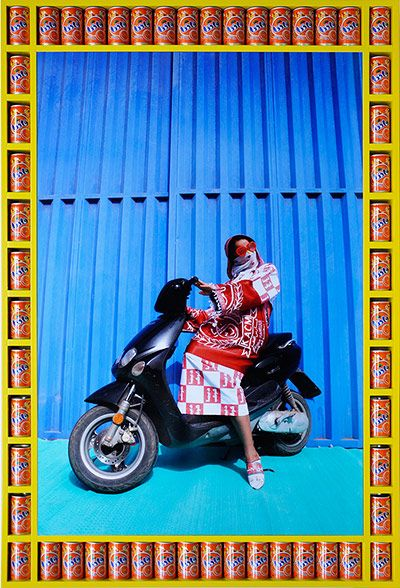 The motorbike girl gangs of Morocco – in pictures Get your motor running ... British-Moroccan photographer Hassan Hajjaj has been out on th...