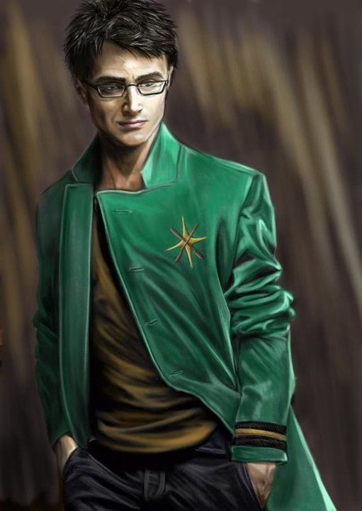 Auror Harry Potter by thanfiction