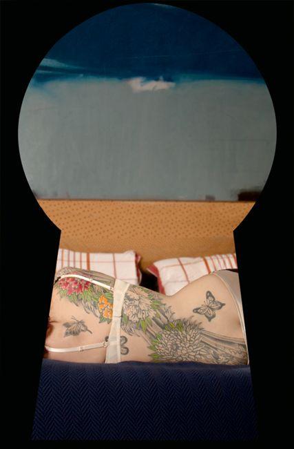 MOTEL ROOMS - EIGHTH PICTURE  20X30 - $50  30X40 - $ 90 50X70 - $ 130  LAMBDA PRINT