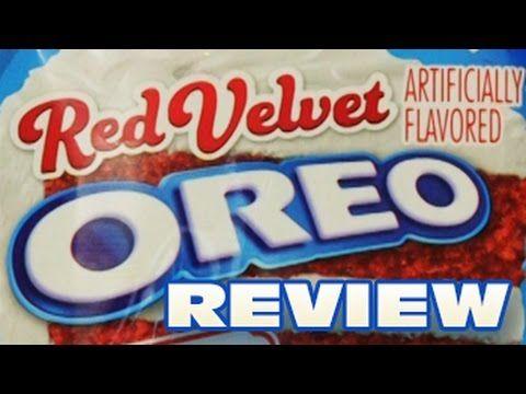 Red Velvet Oreo review - Kinda Funny