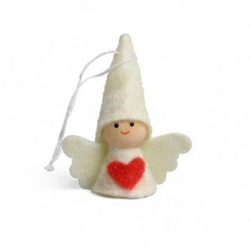 little felt angel                                                                                                                                                                                  More