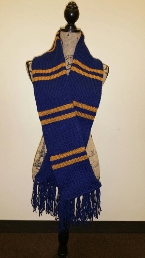 Book Ravenclaw scarf  https://www.etsy.com/listing/215360778/harry-potter-inspired-book-upperclass