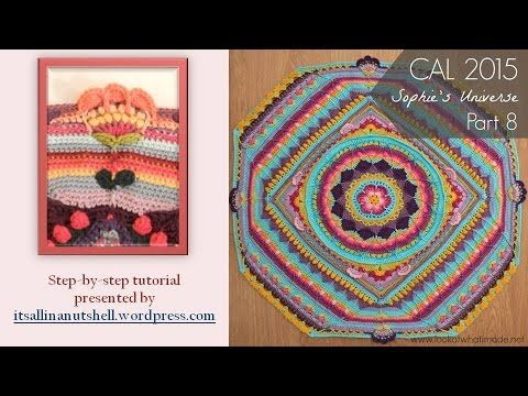 Sophie's Universe CAL part 3 - YouTube