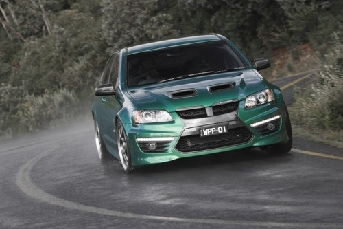 Walkinshaw Performance now offers a supercharger kit for the Holden Commodore HSV. The package costs $44,975, but it gives the HSV 644 hp and 592 lb-ft of torque. Because, you know, Pontiac geeks needed another reason to be angry.The package, dubbed E2 Supercar kit, also includes a two-stage, three-inch exhaust system, lowered suspension, 20-inch alloys, a host of cosmetic gewgaws, and a factory-matching warranty for vehicles still covered by Holden's new-car guarantee.