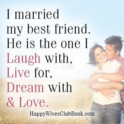 wife with my friend