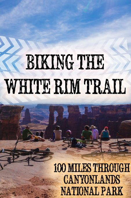 Last year I biked the 100-mile White Rim Trail in Canyonlands National Park. I was a complete beginner but with a support vehicle carrying your gear, this is a trail that even a newbie can handle. See my pics and get planning with this detailed guide.