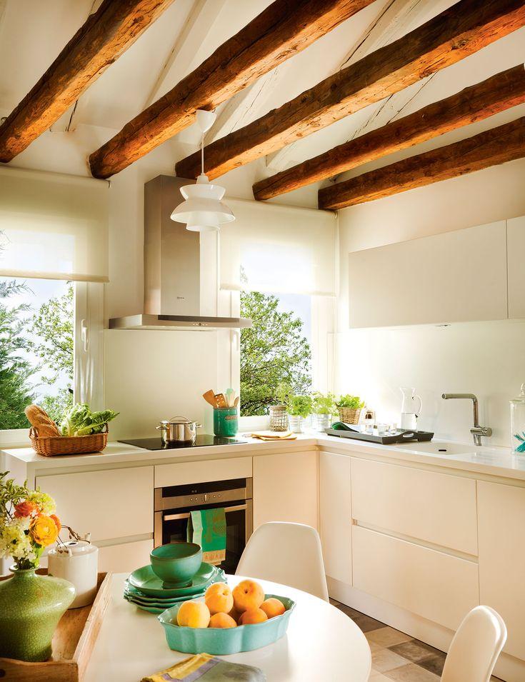 Mejores 33 imágenes de Cocinas en Pinterest | Cocina moderna, Cocina ...