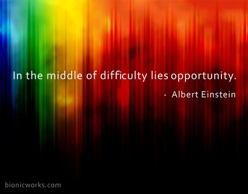 Send an eCard of Albert Einstein quotes about life.