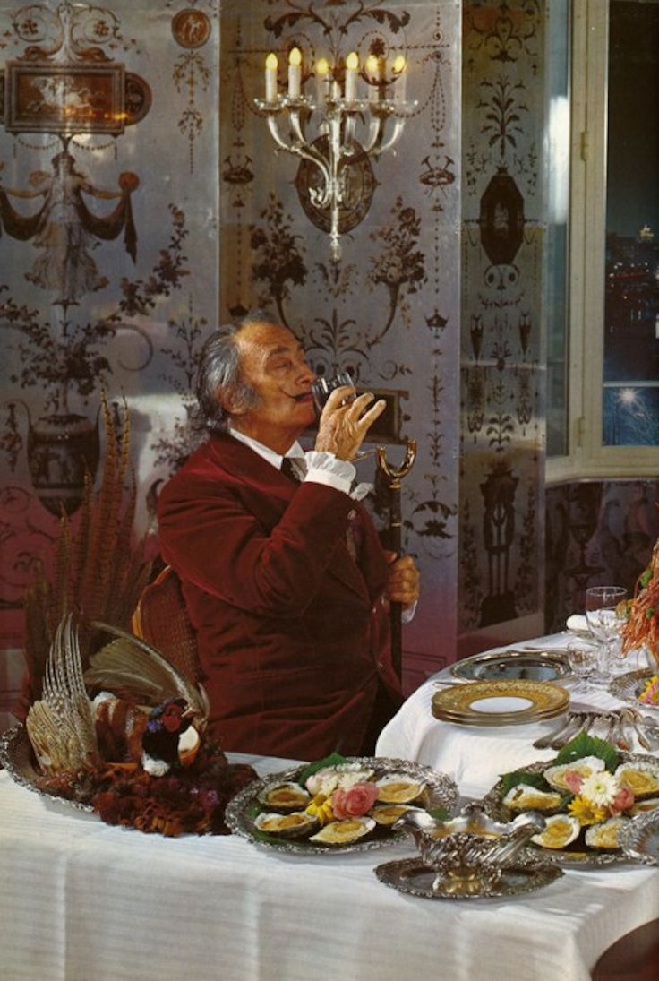 Salvador Dalí's Eccentric Cookbook Is Being Reissued for the First Time in Over 40 Years (MyModernMet.com 05 October 2016)