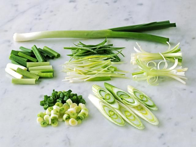 What Are Scallions?: Scallions - Green Onions - Spring Onions