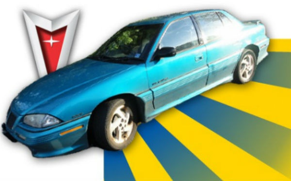 This Craigslist ad for a 1995 Pontiac Grand AM may be the best used car ad ever posted.