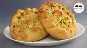 Фото к рецепту: Чудо, как вкусно! Татарские пирожки Вак балиш