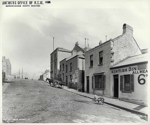 'Kentish Dining Rooms' Windmill Street, The Rocks.1901 | Flickr - Photo Sharing!