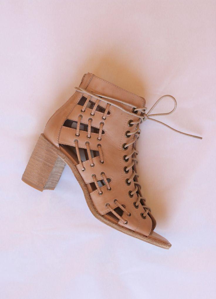 Mollini - Datbar - Nude Leather