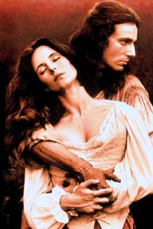 Madeleine Stowe and Daniel Day Lewis! Sigh!