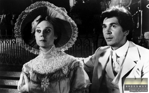"Frank Langella, Blythe Danner: ""Eccentricities of a Nightingale"""