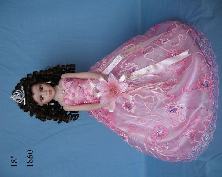 15 Anos Dolls: 1000+ Images About Porcelain Dolls On Pinterest