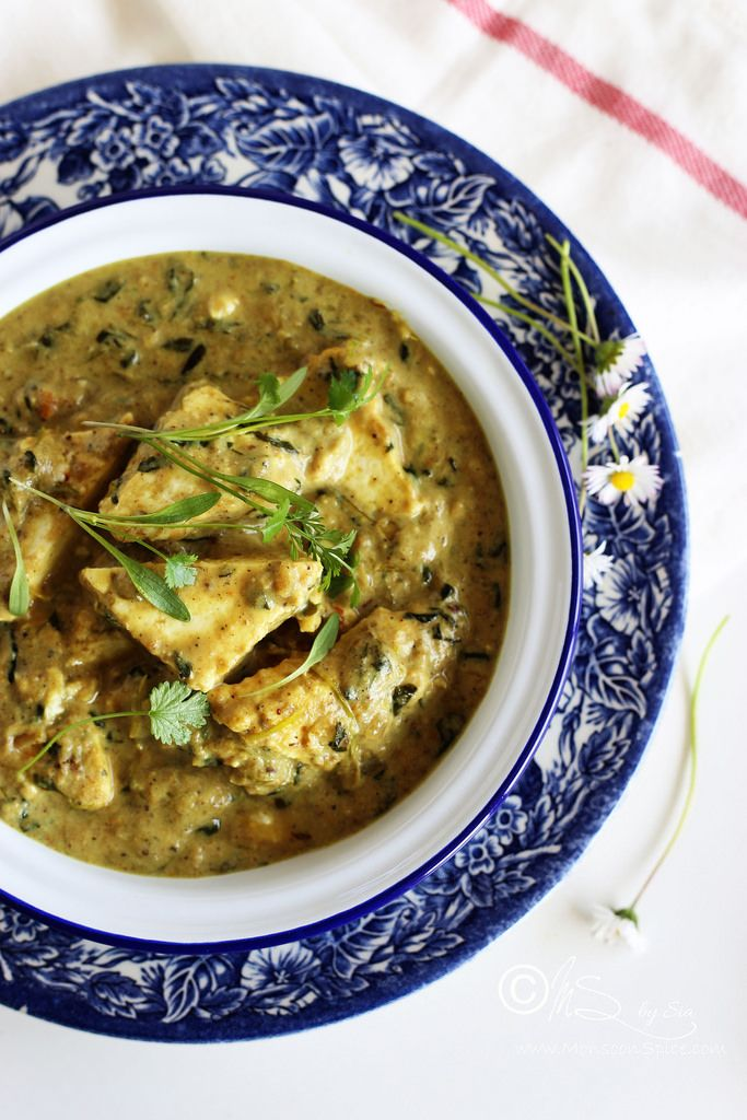Monsoon Spice | Unveil the Magic of Spices...: Restaurant style Mughalai Methi Paneer Kurma Recipe | Simple and Easy Methi-Paneer Curry