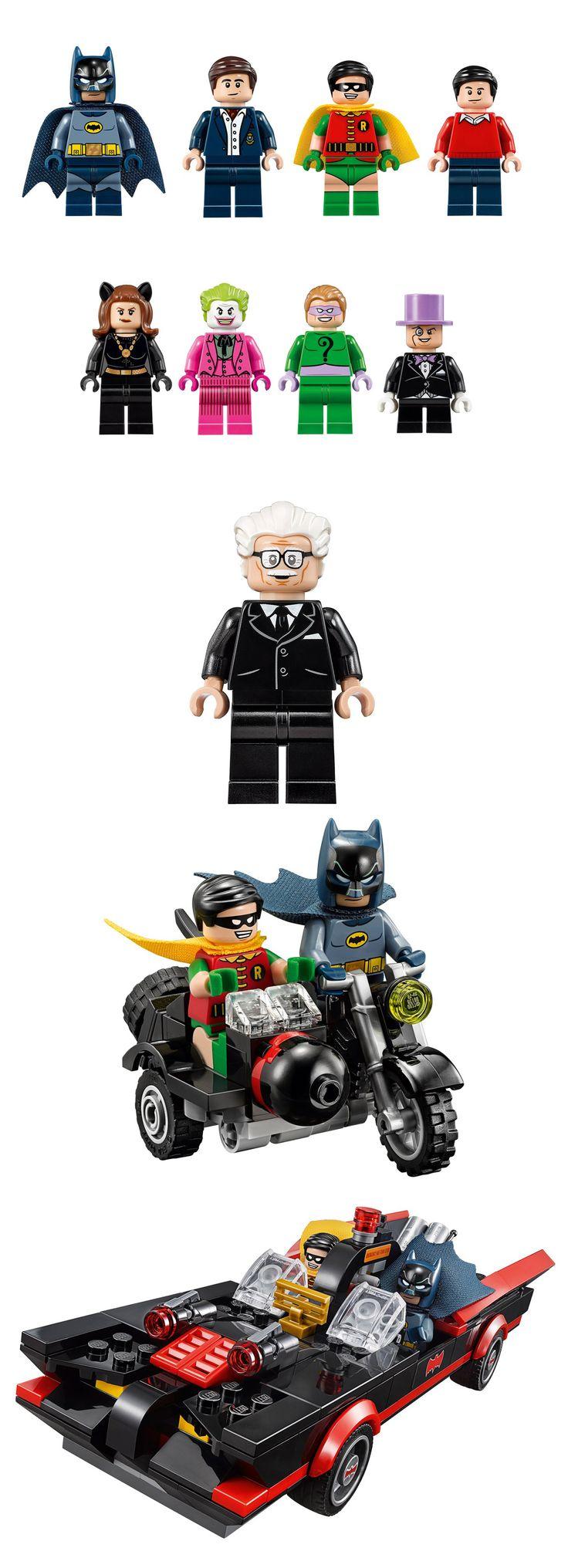 LEGO Batcave TV collection Batman