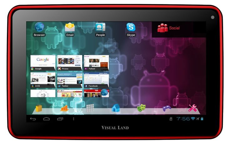 Prestige Pro 7D 7 Inch 16GB Tablet + Cas. This refurbished product is tested and certified to look and work like new. The refurbishing process includes functionality testing, basic cleaning, inspection, and repackaging. The product ships with all relevant accessories, and may arrive in a generic box.