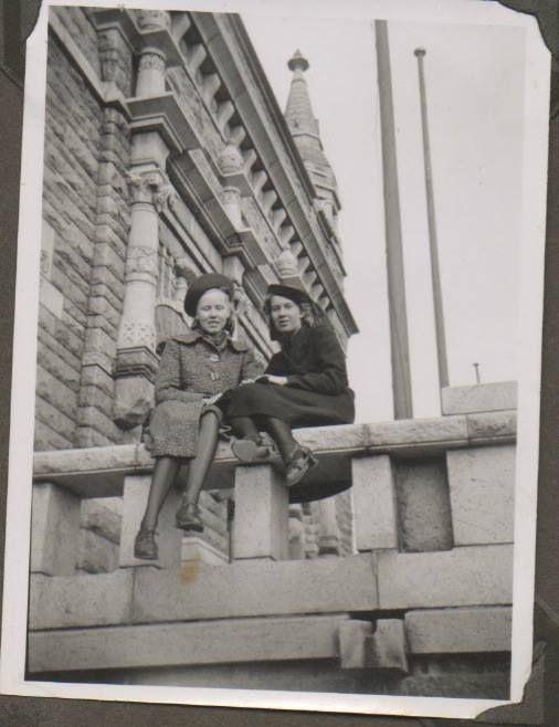 Spring 1941, Postikorttien Turku