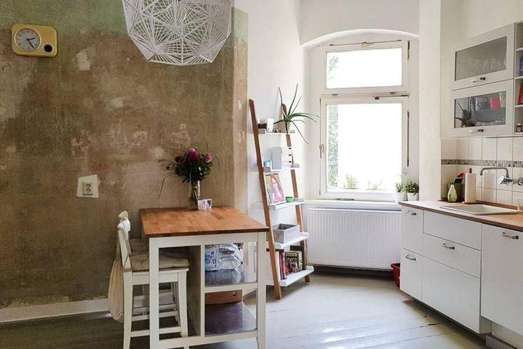 612 besten k chen inspiration bilder auf pinterest einzimmerwohnung erste wohnung und ferienhaus - Inspiration einrichtung ...