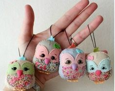 "Make Some Scented Owl Sachets  Homesteading  - The Homestead Survival .Com     ""Please Share This Pin"""