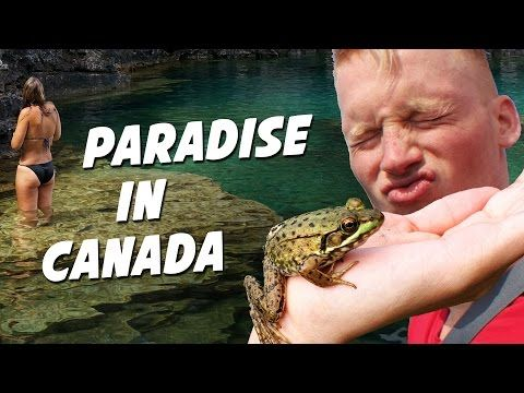 Hidden Secrets & Best Places in Tobermory, Ontario (Canada) - YouTube