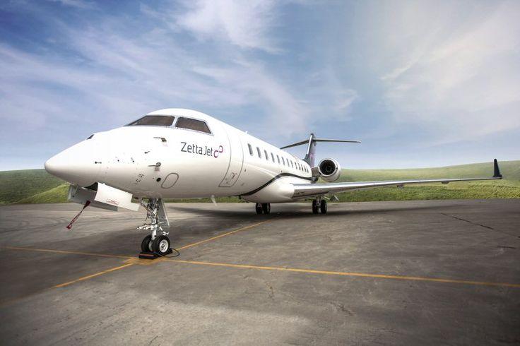 Zetta Jet Adds Global 6000 To Fleet via @aeroaustralia