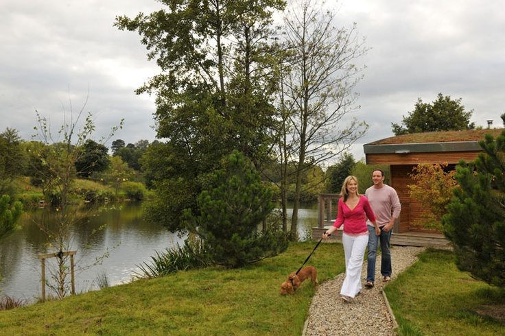 Several of the lodges are dog-friendly