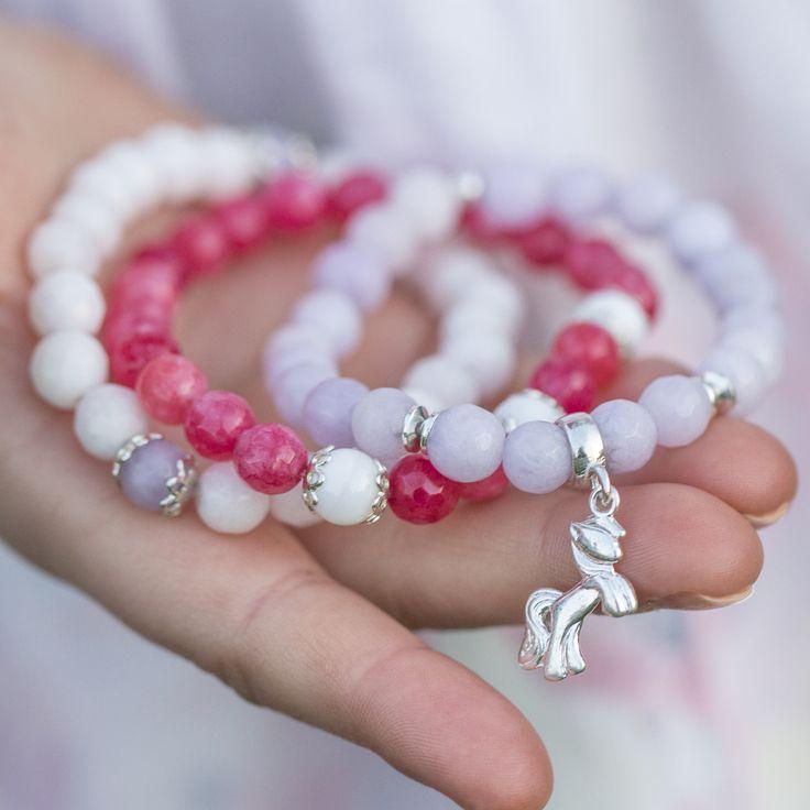 Young kolekcja dla dziewczynek i nastolatek #Lapide #inspiracje #moda #kamienienaturalne #biżuteria #bransoletk i#dodatk i#srebro #wiosna #jewellery #jewelry #bransoletka #lifestyle #stars