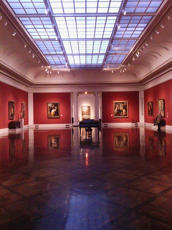 The Great Gallery of The Toledo Museum of Art, Toledo, Ohio
