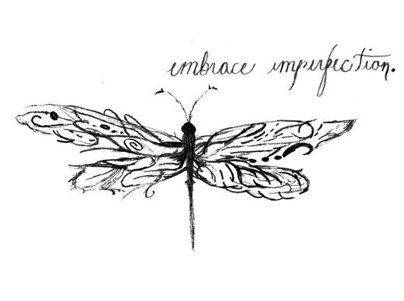 Monday Quote: Embrace Imperfection | Free People Blog #freepeople