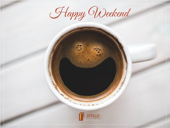 Smile and enjoy the weekend. #Happy_Weekend