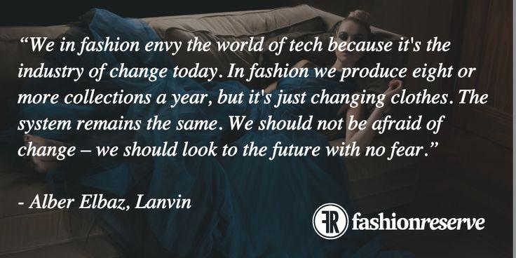 Fashion Reserve for the future of fashion design
