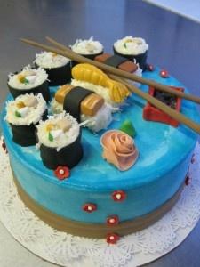 Sushi kuchen rezept