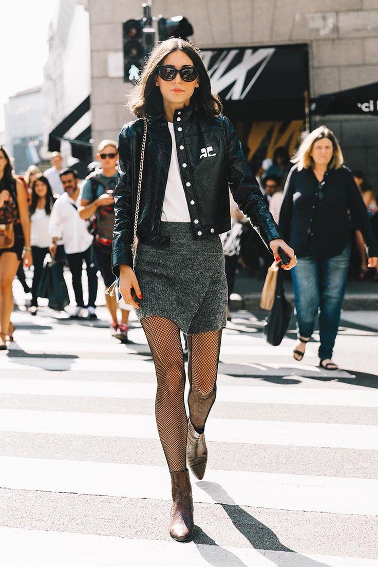 Street Style Milan Fashion Week/ Día 3