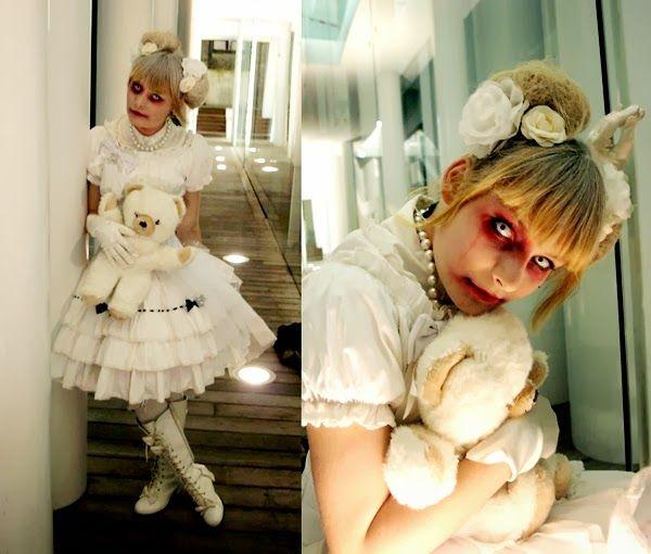 disfraz muñeca diabolica - Buscar con Google