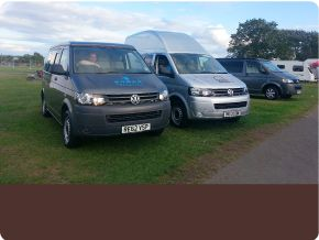 Bunk Campers Campervan Hire UK