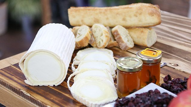 Appetizer Ideas: Grand Chevalier Goat Cheese, Made in Quebec