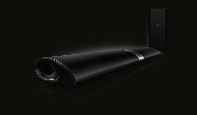 Philips Fidelio SoundBar speaker | Flickr – 相片分享!