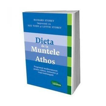 Dieta de la muntele Athos (ed. tiparita)