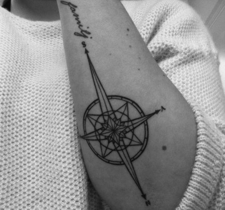 Recopilamos algunos tipos de tatuajes de brújulas a la par que analizamos su bonito significado asociado con el hogar y la buena suerte.