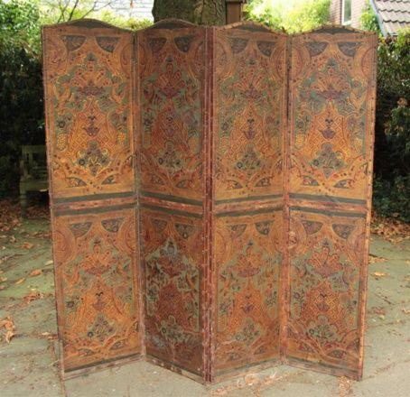 Antiek 18e eeuws Kamerscherm  ( 0185.D )