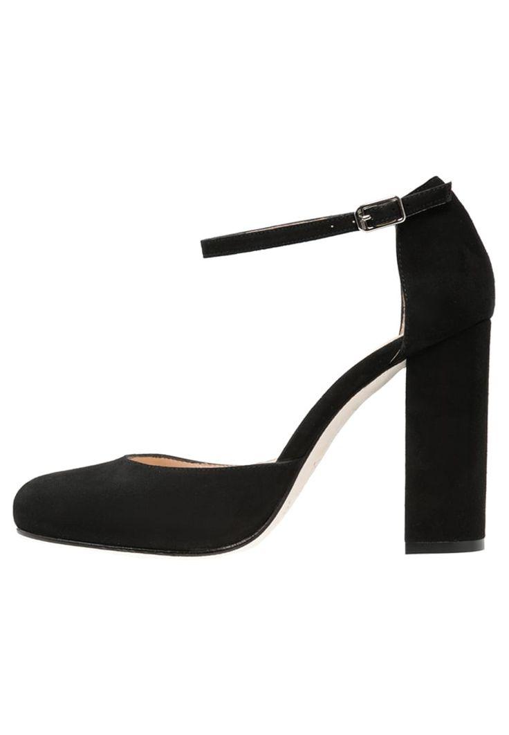 Unisa SARAI - Høye hæler - black for kr 1195,00 (07.12.16) med gratis frakt på Zalando.no - Str 37.5