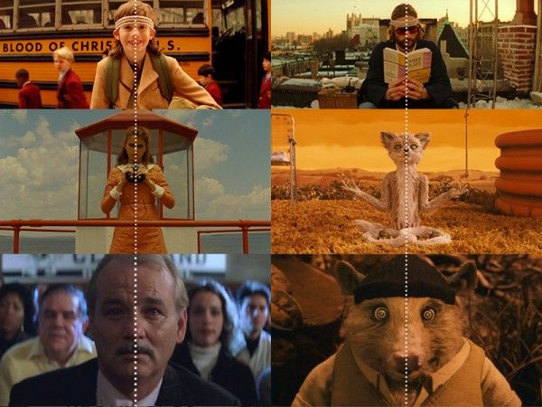 Centered, An Exploration Of Wes Anderson's Symmetrical Film Styling