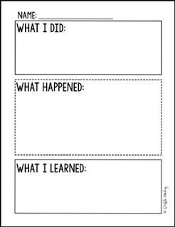 """FREE SCIENCE LESSON - """"Simple Science Experiment Recording Sheet Freebie"""" - Go to The Best of Teacher Entrepreneurs for this and hundreds of free lessons. Pre-Kindergarten - 3rd Grade  #FreeLesson  #Science   http://thebestofteacherentrepreneursiv.blogspot.com.co/2016/06/free-science-lesson-simple-science.html"""