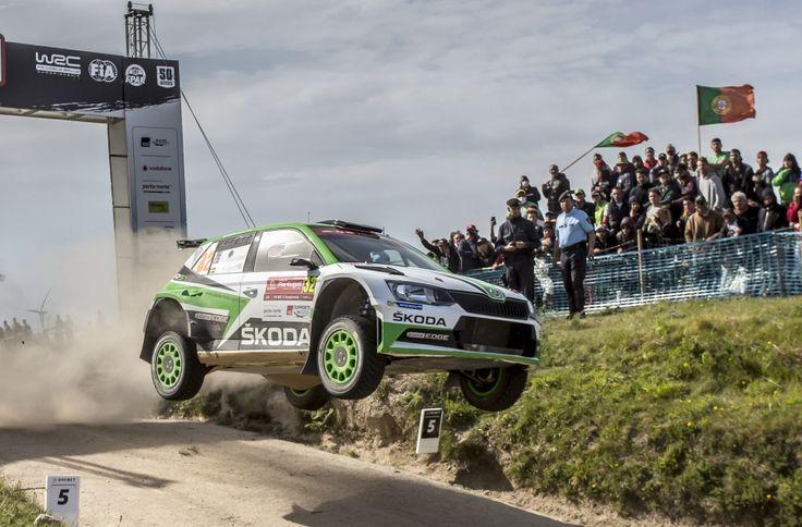 WRC2 - Nachlese Rallye Portugal - Last-Minute-Drama