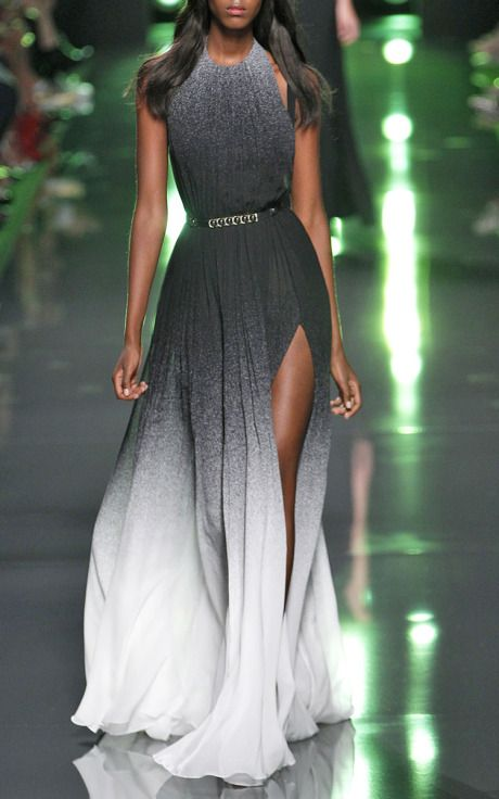 Elie Saab Spring/Summer 2015 Trunkshow Look 22 on Moda Operandi